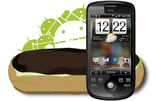 Android 2.0 - 2.1 Eclair   Android Headlines