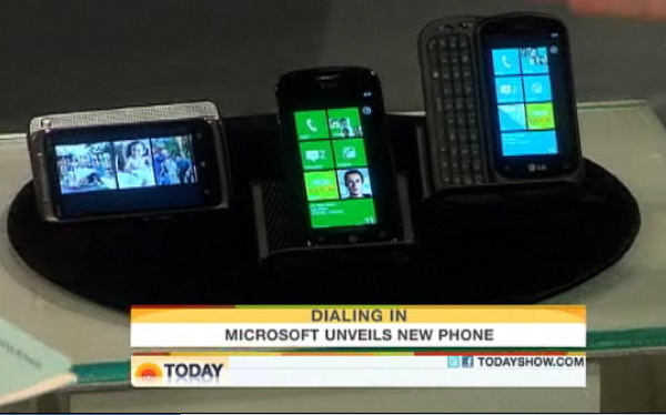 HTC Mondrian makes an appearance on the Today Show – HTC ...